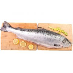 Salmon Norway Avg Weight(3-5Kg) Price Per Kg | sultan-center.com مركز سلطان اونلاين