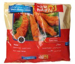 Naif Spicy Chicken Zinger 750g |sultan-center.comمركز سلطان اونلاين