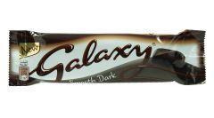Galaxy Smooth Dark And Creamy Chocolate  40G |?sultan-center.com????? ????? ???????