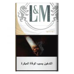 L&M White KS RCB Filter Cigarettes 20Pcs |?sultan-center.com????? ????? ???????