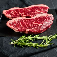 New Zealand Rump Beef whole vacuum pack