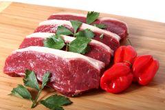 New Zealand Striploin Beef Steak 300G |sultan-center.comمركز سلطان اونلاين