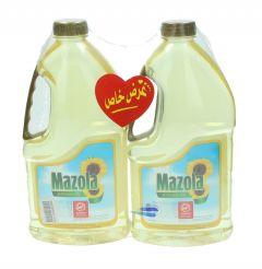 Mazola Sunflower Oil 1.8L X 2Pcs |?sultan-center.com????? ????? ???????