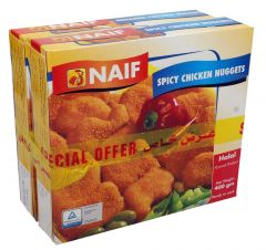 Naif Spicy Chicken Nuggets