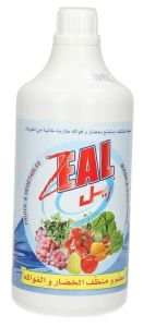 Zeal Fruits & Vegetables Wash & Sanitizer