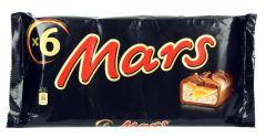 Mars Milk Chocolate  51G X 6 |?sultan-center.com????? ????? ???????