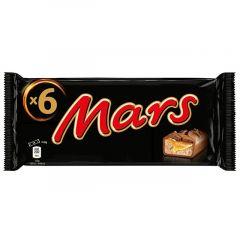 Mars Milk Chocolate  51G X 6  sultan-center.comمركز سلطان اونلاين