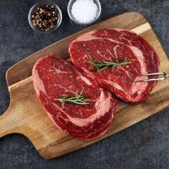 New Zealand Ribeye Beef whole vacuum pack