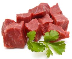 New Zealand Low Fat Beef Cubes