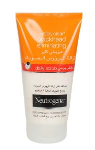 Neutrogena Visibly Clear Blackhead Eliminating Daily Scrub  150ml |?sultan-center.com????? ????? ???????