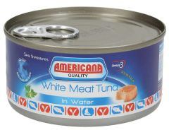 Americana White Meat Tuna in Water