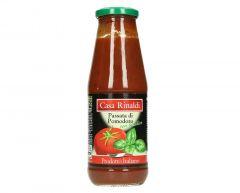 Casa Rinaldi Tomato And Basil Pasta Sauce 690G |?sultan-center.com????? ????? ???????