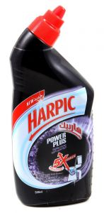 Harpic Power Plus Spring Force Toilet Cleaner  500Ml |?sultan-center.com????? ????? ???????