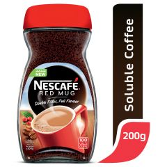 Nescafe Red Mug Coffee Jar