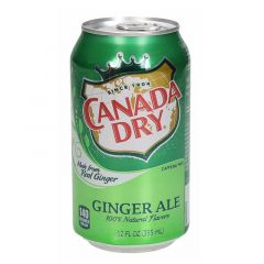 Canada Dry Ginger Ale  355ml |?sultan-center.com????? ????? ???????