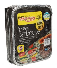 Bar-Be-Quick Instant Bbq Twin Pack