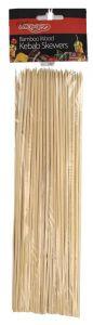 Bar-Be-Quick Bamboo Wood Kebab Skewers 100Pcs
