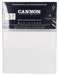 Cannon Standard Pillow Cover Protector 1pc |?sultan-center.com????? ????? ???????