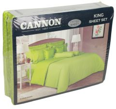 Cannon King Size Fitted Sheets
