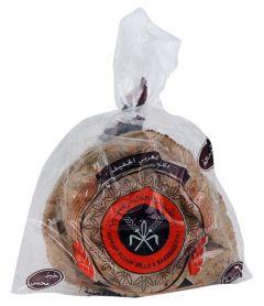 KFM  Brown Arabic Bread 6PCS