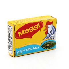 Maggi Chicken Stock Low Salt  20G |?sultan-center.com????? ????? ???????