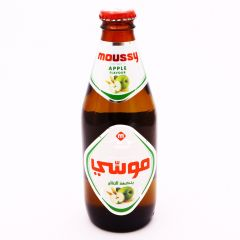 Moussy Apple Alcohol-Free Malt Beverage  330Ml |?sultan-center.com????? ????? ???????
