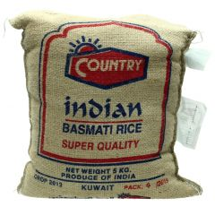Country Basmati Rice 5Kg |?sultan-center.com????? ????? ???????