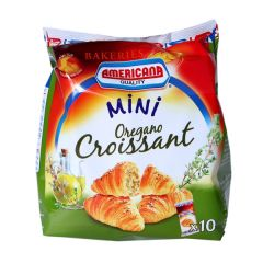 Americana Zaatar Mini Croissant 10 PCS 190G |sultan-center.comمركز سلطان اونلاين