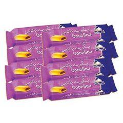 Deemah Biscuits Date Bar 150g x 8pcs |sultan-center.comمركز سلطان اونلاين