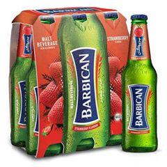 Barbican Strawberry Alcohol Free Malt Beverage  330Ml X 6Pcs |?sultan-center.com????? ????? ???????