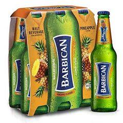 Barbican Pineaple Alcohol Free Malt Beverage  330Ml X 6Pcs |?sultan-center.com????? ????? ???????
