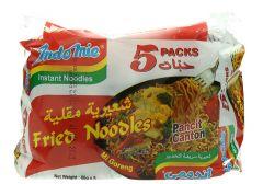 Indomie Fried Noodles 80G X 5Pcs |sultan-center.comمركز سلطان اونلاين