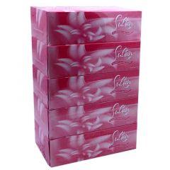 Sultan 2PLY Tissue Box  5Packs X 150Pcs |sultan-center.comمركز سلطان اونلاين