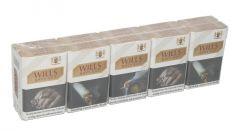 Wills Navy Cut Lights Filter Cigarettes  20Pcs X 10Packs |?sultan-center.com????? ????? ???????