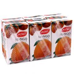 Kdd Mango Nectar  250Ml X 6Pcs  sultan-center.comمركز سلطان اونلاين