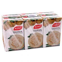 Kdd Guava Nectar  250Ml X 6Pcs  sultan-center.comمركز سلطان اونلاين