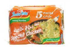 Indomie Special Chicken Flavor Noodles 75G X 5Pcs |?sultan-center.com????? ????? ???????