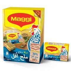 Maggi Chicken Stock Low Salt