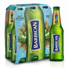 Barbican Alcohol Free Malt Beverage Bottle  330Ml X 6Bottles |?sultan-center.com????? ????? ???????