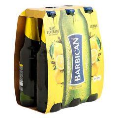 Barbican Lemon Alcohol Free Malt Beverage  330Ml X 6Pcs |?sultan-center.com????? ????? ???????