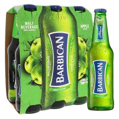 Barbican Apple Alcohol Free Malt Beverage  330Ml X 6Pcs |?sultan-center.com????? ????? ???????
