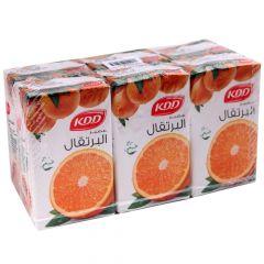 Kdd Orange Juice  250Ml X 6Pcs  sultan-center.comمركز سلطان اونلاين