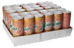 Mirinda Orange Soda Can  250Ml X 30Pcs |?sultan-center.com????? ????? ???????