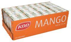 Kdd Mango Nectar  250Ml X 24Pcs  sultan-center.comمركز سلطان اونلاين