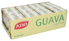 Kdd Guava Nectar  250Ml X 24Pcs  sultan-center.comمركز سلطان اونلاين
