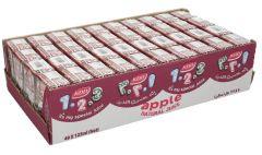 Kdd 123 Apple Juice  125Ml X 40Pcs  sultan-center.comمركز سلطان اونلاين