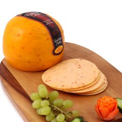 Frico Red Hot Dutch Ball Cheese Slices