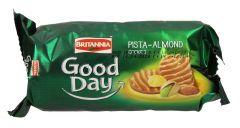 Britannia Good Day Pista-Almond Cookies