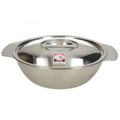 Zebra Stainless Steel Soup Bowl