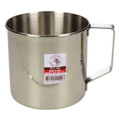 Zebra Stainless Steel Mug